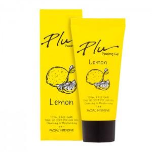 Пилинг-гель для очищения лица PLU Peeling Gel Lemon - 50 гр.