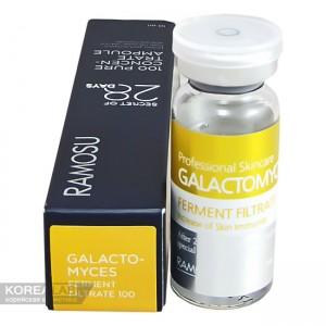 Ампульная сыворотка со 100% ферментом галактомисиса RAMOSU Galactomyces Ferment Filtrate - 10ml