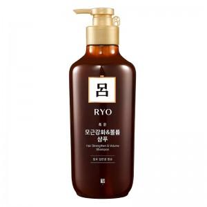 Укрепляющий шампунь для волос RYO Hair Strengthener Shampoo 500мл
