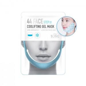 Гелевая лифтинг-маска для подбородка SCINIC 44 Face Coolifting Gel Mask - 20 мл