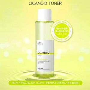 Антивозрастной тонер для лица SCINIC Cicanoid Water Toner - 150 мл