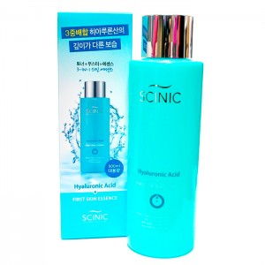 Увлажняющая эссенция с гиалуроновой кислотой SCINIC Hyaluronic Acid First Skin Essence - 500 мл