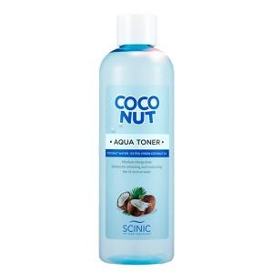 Увлажняющий тонер для лица SCINIC Coconut Aqua Toner - 500ml