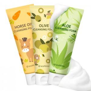 Пенки для умывания SEANTREE Cleansing Foam - 120ml
