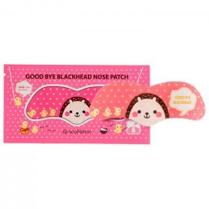 Патч для очищения носа от черных точек SeaNtree Good Bye Blackhead Nose Patch - 1 шт