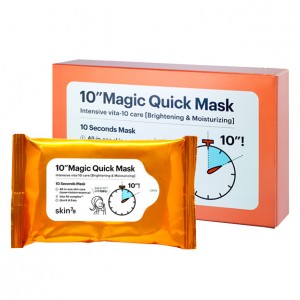 """Набор тканевых масок для лица """"10 секунд"""" SKIN79 """"10"""" Magic Quick Mask - 62g"""