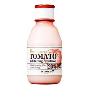 Эмульсия для лица для выравнивания тона SKINFOOD Premium Tomato Whitening Emulsion - 140ml