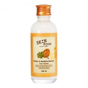 Эмульсия для проблемной кожи SKINFOOD Parsley and Mandarin Emulsion - 160ml