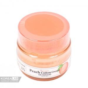 Крем для лица с контролем жирности SKINFOOD Premium Peach Cotton Cream - 63ml