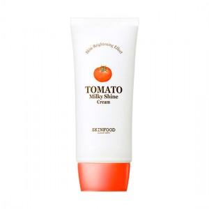 Осветляющий крем для сияния кожи SKINFOOD Tomato Milky Shine Cream - 50ml