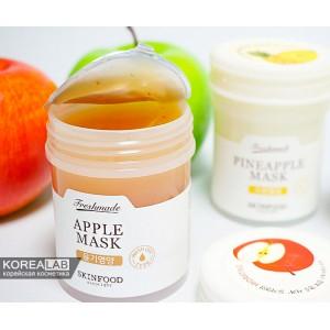 Увлажняющая маска для лица с яблоком SKINFOOD Freshmade Apple Mask - 90ml