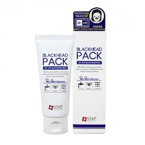 Маска для сужения пор SNP On-off Blackhead Pack - 80g