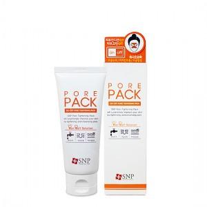 Маска для сужения пор SNP On-off Pore Contraction Pack - 80g