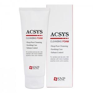 Пенка для умывания для проблемной и жирной кожи SNP ACSYS Cleansing Foam - 150ml