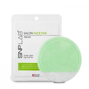 Спонж-пилинг для умывания SNP Lab+Salon Face Pad - 7g