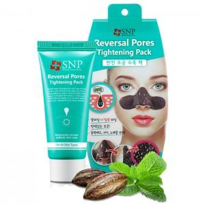 Маска для очищения и сужения пор SNP Reversal Pores Tightening Pack - 30g