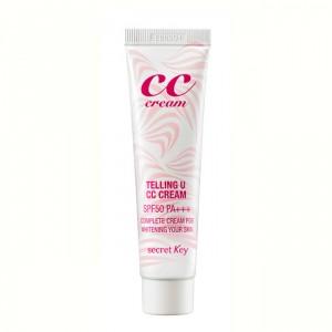 СС-крем для увлажнения и сияния SECRET KEY Telling U CC Cream - 30 мл