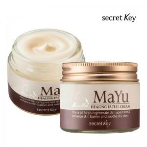 Восстанавливающий крем для лица SECRET KEY Mayu Healing Facial Cream 70 мл