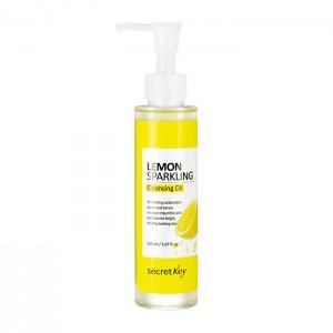 Гидрофильное масло с лимоном SECRET KEY Lemon Sparkling Cleansing Oil - 150мл
