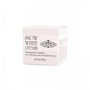 Крем для лица осветляющий SECRET KEY Snow White Cream 50 гр