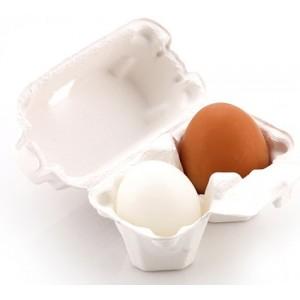 Мыло для удаления черных точек TONY MOLY Egg Pore Shiny Skin Soap - 2x50g