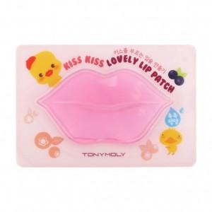 Гидрогелевый патч для губ TONY MOLY Kiss Kiss Lovely Lip Patch - 10 гр
