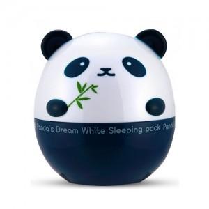 Ночная осветляющая маска TONY MOLY Panda's Dream White Sleeping Pack - 50g
