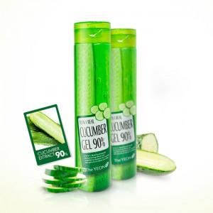 Мультигель 10 в 1 с огурцом THE YEON 10 in 1 Real Cucumber Gel 90% - 300 мл