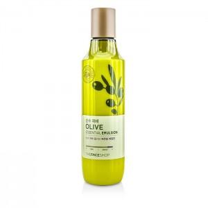 Интенсивно увлажняющая эмульсия для лица THE FACE SHOP Olive Essential Moisture Emulsion - 150ml
