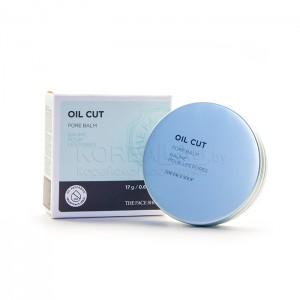 Матирующая затирка для пор THE FACE SHOP Oil Cut Pore Balm - 17g