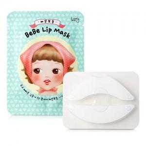 Интенсивно увлажняющая маска для губ THE FACE SHOP Lovely Meex Bebe Lip Mask