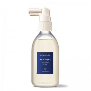 Тоник для жирной кожи головы AROMATICA Tea Tree Purifying Tonic - 100 мл