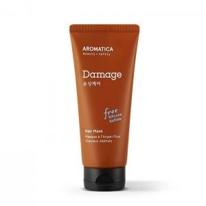 Питательная маска с маслом арганы AROMATICA Argan Damage Hair Mask - 180 мл