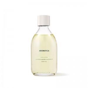 Массажное масло c мятой и эвкалиптом AROMATICA Awakening Body Oil Peppermint Eucalyptus 100 мл