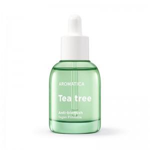 Масло для жирной кожи с чайным деревом AROMATICA Tea Tree Green Oil 30 мл
