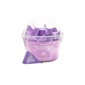 Пенка для умывания с коллагеном AYOUME Enjoy Mini Collagen Cleansing Foam 3 гр