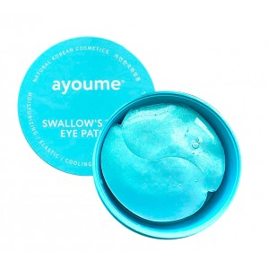 Гидрогелевые лифтинг патчи AYOUME Swallow's Nest Eye Patch - 60 шт