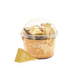 Крем для рук с макколли AYOUME Enjoy Mini Makgeolli Hand Cream 3гр