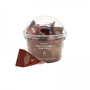 Крем для рук с шоколадом AYOUME Enjoy Mini Choco Hand Cream 3гр
