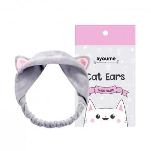 Повязка для волос AYOUME Hair Band Cat Ears - 1 шт
