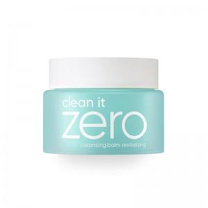 Восстанавливающий очищающий щербет для жирной кожи BANILA CO Clean It Zero Cleansing Balm Revitalizing 100 мл