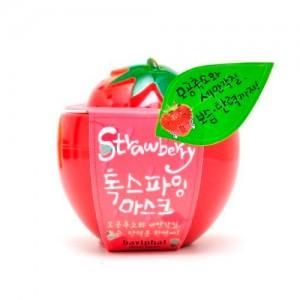 Клубничная маска для очищения и сужения пор BAVIPHAT Strawberry Detoxifying Mask - 100 гр