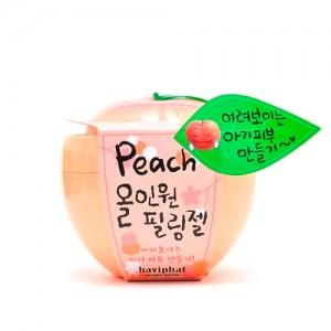 Пилинг-скатка с персиком BAVIPHAT Peach All-in-one Peeling Gel - 100 гр