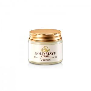 Крем с лошадиным жиром BERRISOM Gold Mayu Cream - 70 гр