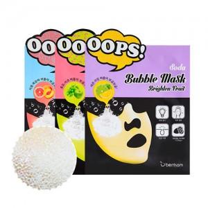 Кислородная маска для лица BERRISOM Oops Soda Bubble Mask - 18 мл