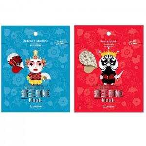 Тканевая маска для лица BERRISOM Peking Opera Mask Series - 25 мл