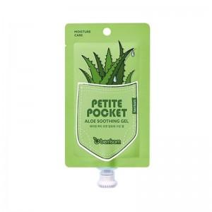 Успокаивающий гель с алоэ вера BERRISOM Petite Pocket Aloe Soothing Gel 30гр