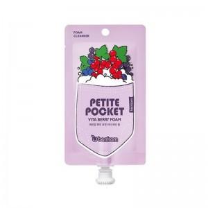 Пенка для умывания BERRISOM Petite Pocket Vita Berry Foam 30 гр
