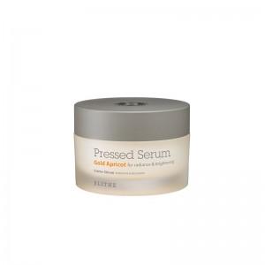 Сыворотка спрессованная для сияния кожи BLITHE Pressed Serum Gold Apricot 20/50 мл