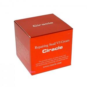 Восстанавливающий крем с муцином улитки CIRACLE Repairing V3 Snail Cream - 50мл